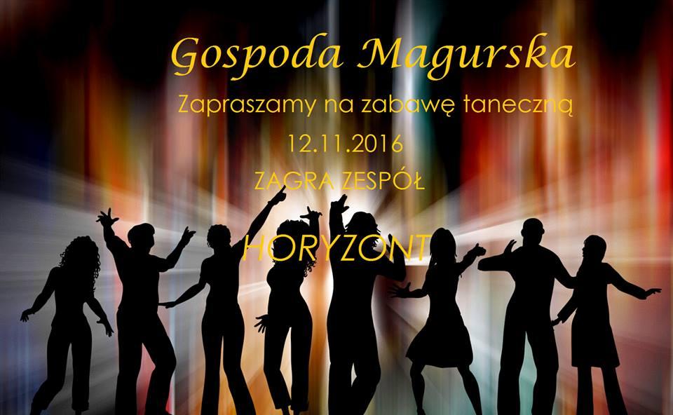 Wieczorek taneczny 12.11.2016